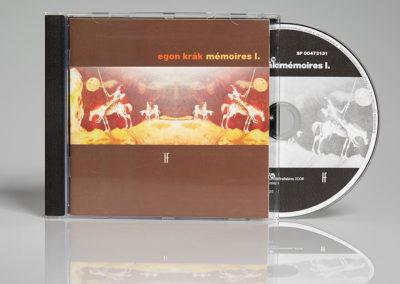 Mémoires I. – Egon Krák