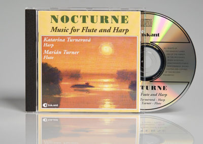 Nocturne – Music for flute and harp