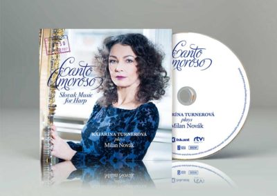 Canto Amoroso – Katarína Turnerová